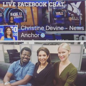Christine Devine Fox interview