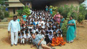 Sri Sai Prasanthi School in India